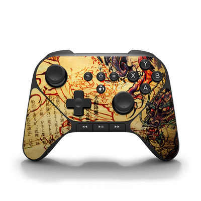 Amazon Fire Game Controller Skin - Dragon Legend