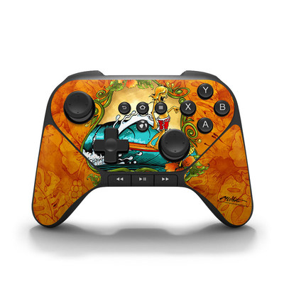 Amazon Fire Game Controller Skin - Five Slide