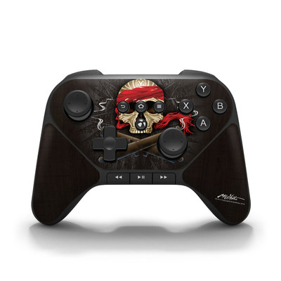 Amazon Fire Game Controller Skin - High Seas Drifter