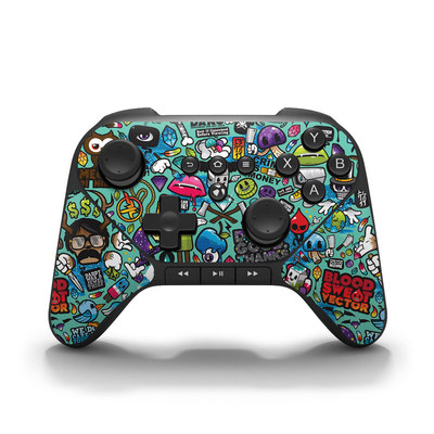 Amazon Fire Game Controller Skin - Jewel Thief