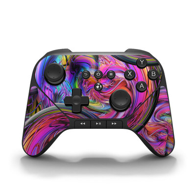 Amazon Fire Game Controller Skin - Marbles
