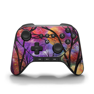 Amazon Fire Game Controller Skin - Moon Meadow