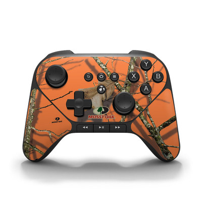 Amazon Fire Game Controller Skin - Break-Up Lifestyles Autumn