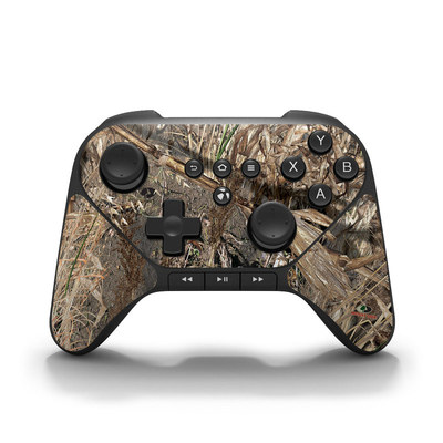 Amazon Fire Game Controller Skin - Duck Blind