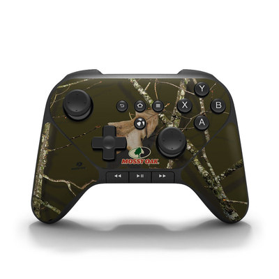 Amazon Fire Game Controller Skin - Break-Up Lifestyles Dirt