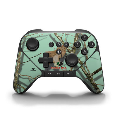 Amazon Fire Game Controller Skin - Break-Up Lifestyles Equinox