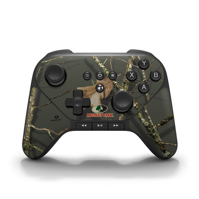 Amazon Fire Game Controller Skin - Break-Up Lifestyles Evergreen