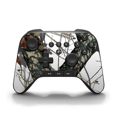 Amazon Fire Game Controller Skin - Winter