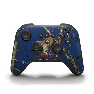 Amazon Fire Game Controller Skin - Break-Up Lifestyles Open Water