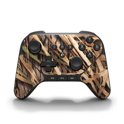 Amazon Fire Game Controller Skin - Shadow Grass