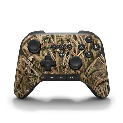 Amazon Fire Game Controller Skin - Shadow Grass Blades