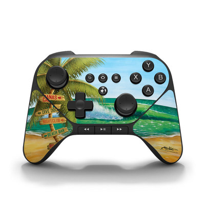 Amazon Fire Game Controller Skin - Palm Signs