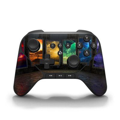 Amazon Fire Game Controller Skin - Portals