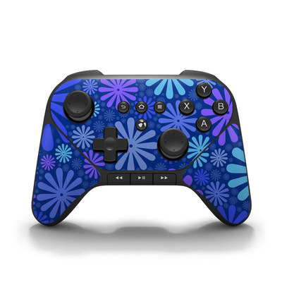 Amazon Fire Game Controller Skin - Indigo Punch
