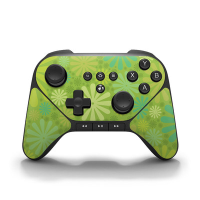 Amazon Fire Game Controller Skin - Lime Punch
