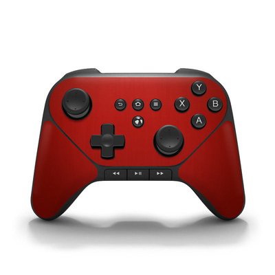 Amazon Fire Game Controller Skin - Red Burst