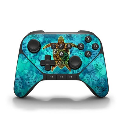 Amazon Fire Game Controller Skin - Sacred Honu