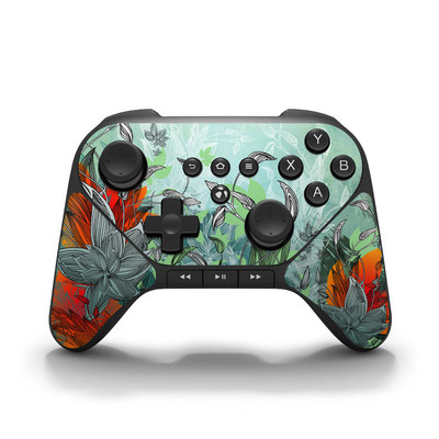 Amazon Fire Game Controller Skin - Sea Flora