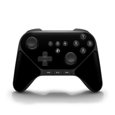Amazon Fire Game Controller Skin - Solid State Black