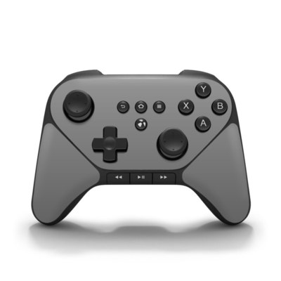 Amazon Fire Game Controller Skin - Solid State Grey