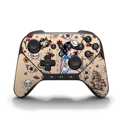 Amazon Fire Game Controller Skin - Suzy Sailor