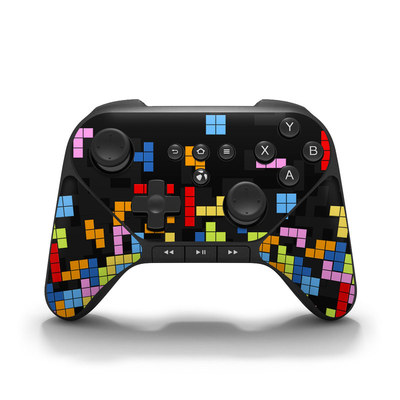 Amazon Fire Game Controller Skin - Tetrads