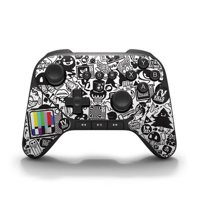 Amazon Fire Game Controller Skin - TV Kills Everything