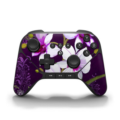 Amazon Fire Game Controller Skin - Violet Worlds