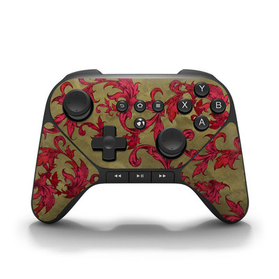 Amazon Fire Game Controller Skin - Vintage Scarlet
