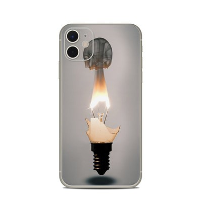 Apple iPhone 11 Skin - Burning Bulb
