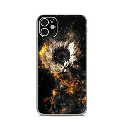 Apple iPhone 11 Skin - Flower Fury