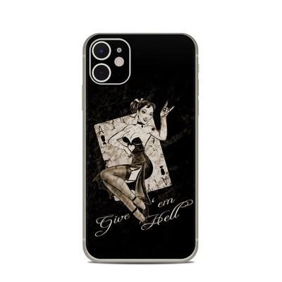 Apple iPhone 11 Skin - Give Em Hell