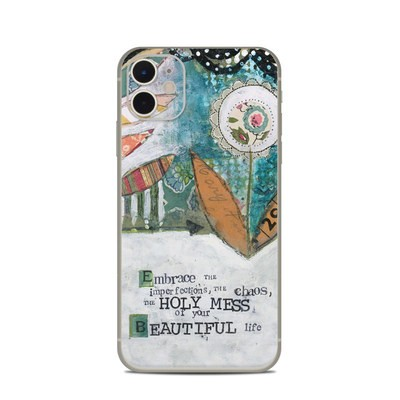 Apple iPhone 11 Skin - Holy Mess