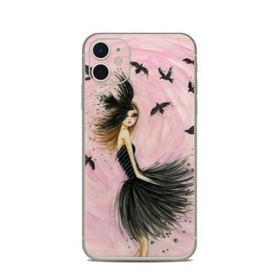 Apple iPhone 11 Skin - Raven Haired Beauty