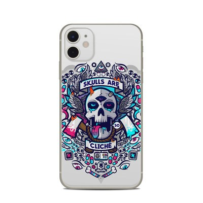 Apple iPhone 11 Skin - Skulls Are Cliche