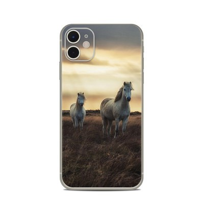 Apple iPhone 11 Skin - Hornless Unicorns