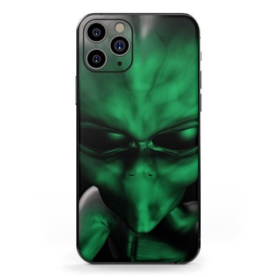 Apple iPhone 11 Pro Skin - Abduction