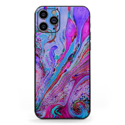 Apple iPhone 11 Pro Skin - Marbled Lustre
