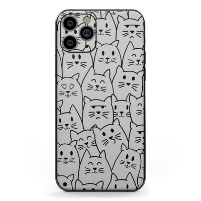 Apple iPhone 11 Pro Skin - Moody Cats