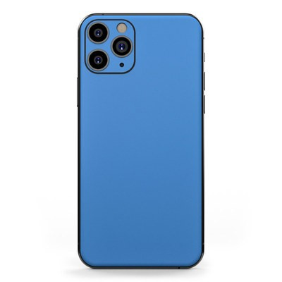 Apple iPhone 11 Pro Skin - Solid State Blue