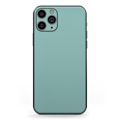 Apple iPhone 11 Pro Skin - Solid State Mint