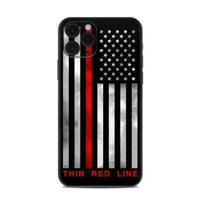 Apple iPhone 11 Pro Skin - Thin Red Line