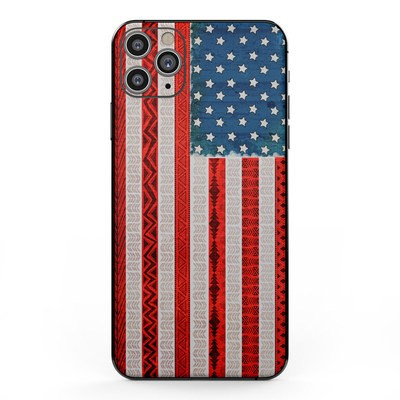 Apple iPhone 11 Pro Max Skin - American Tribe