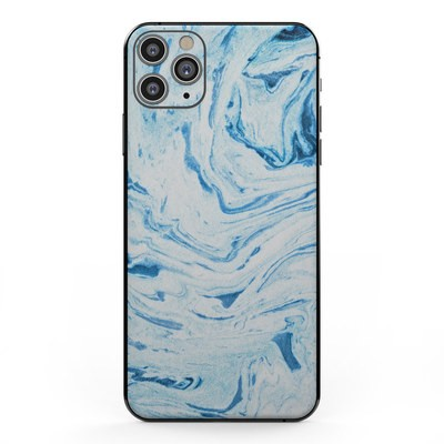 Apple iPhone 11 Pro Max Skin - Azul Marble