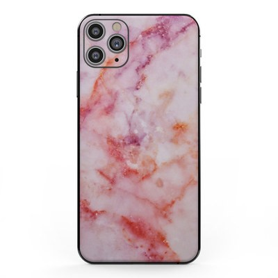 Apple iPhone 11 Pro Max Skin - Blush Marble