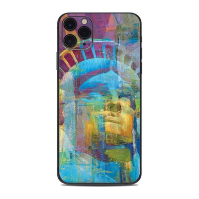 Apple iPhone 11 Pro Max Skin - Face of Freedom