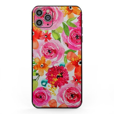 Apple iPhone 11 Pro Max Skin - Floral Pop