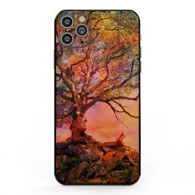 Apple iPhone 11 Pro Max Skin - Fox Sunset
