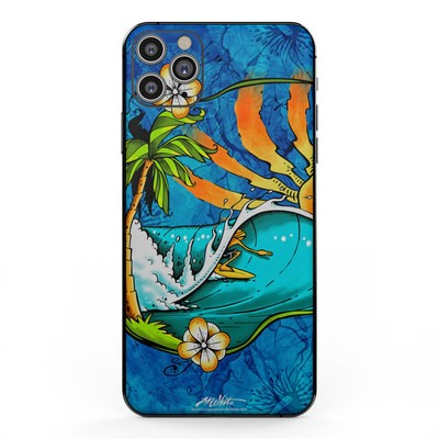 Apple iPhone 11 Pro Max Skin - Island Playground