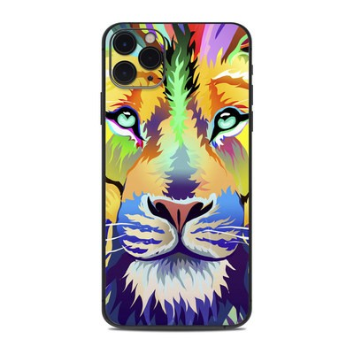Apple iPhone 11 Pro Max Skin - King of Technicolor